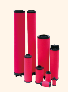 compair compressed air filters