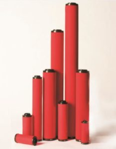 Ingersollrand compressed air filters